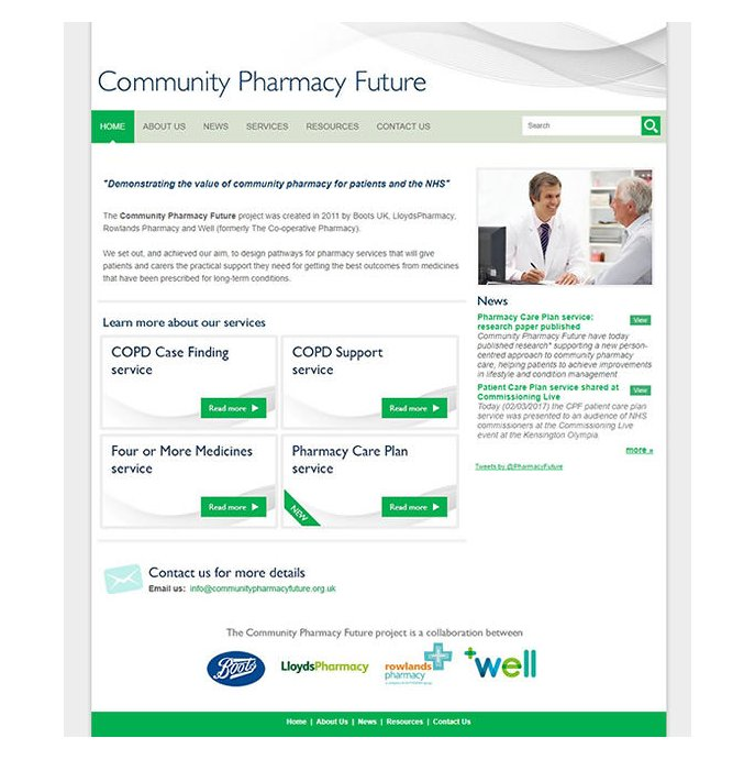 Community Pharmacy Future