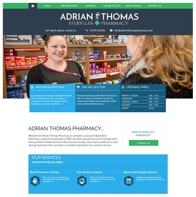 Adrian Thomas Pharmacy