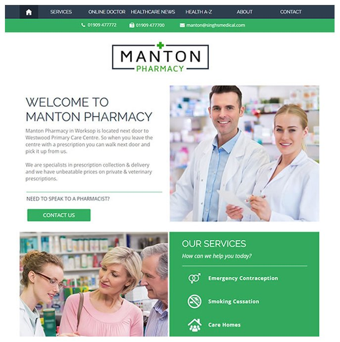 Manton Pharmacy