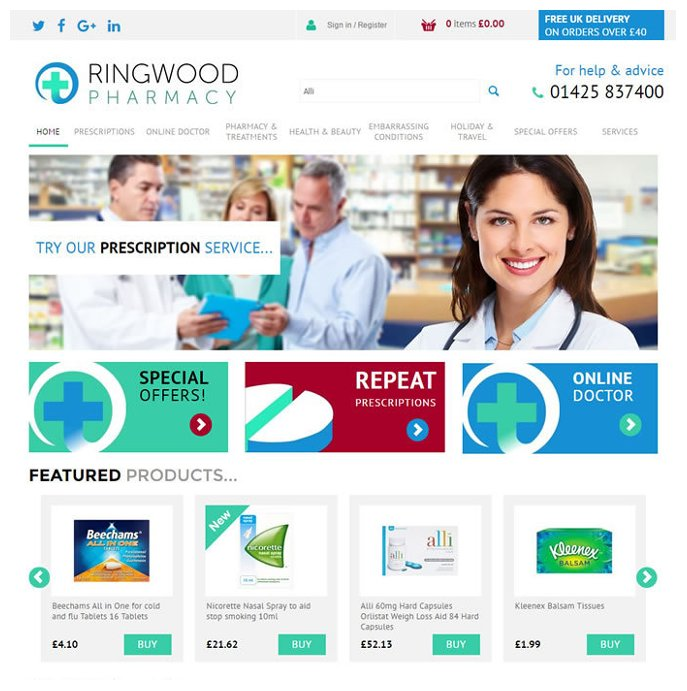 Ringwood Pharmacy